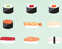Foodie Diaries: Sushi