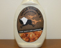 Uncle Charlie's - Marinade Labels