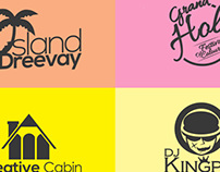 One Color logos