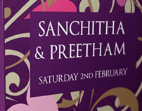 Preetham & Sanchitha
