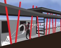 BRT Bus Station