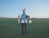 I´M L A T E