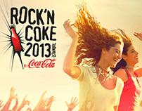 Rock'n Coke 2013 Campaign