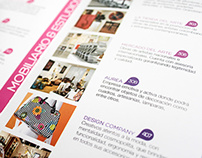 Portobelo Design Center Brochure