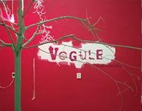 Vogule – student's diary