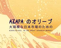 Aceitunas de exportación / Azapa(arica - Chile).  japon