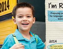 2014 Hanen Literacy Calendar