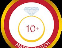 Icon Design: Matchmaker Awards
