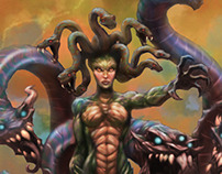 Medusa and the Hydra