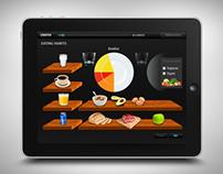 USANA True Health Assessment iPad app