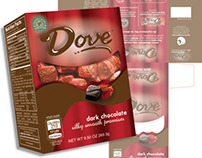 Dove Chocolates - Package Redesign