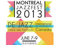 Montreal JazzFest 2013