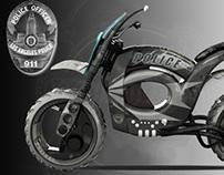Concept One Bike