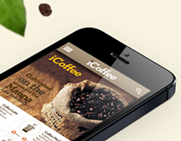 iCoffee iPhone App