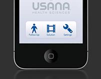 USANA iPhone app