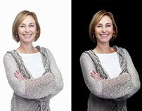 Photo manipulation: changing the subject lighting