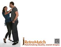 JRetromatch Postcard