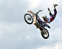 Monster Energy FMX Party 2013