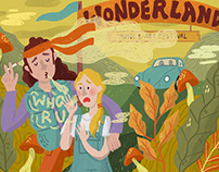 Alice In Wonderland, Reimagined