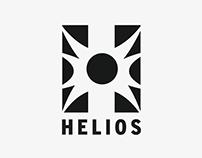 Helios Sneakers   Branding   Mobile/Web Development