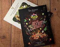 Food Festival | Branding