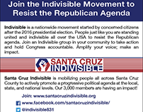 Santa Cruz Indivisible July 2017