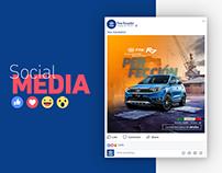 Social Media - FAW Ecuador