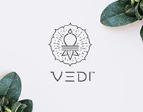 Vedi Ayurvedic — Logo & Process