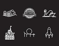 Orlando Icons