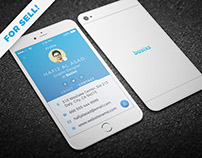 iPhone Business Card V-6 for SELL!