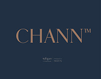 CHANN CUSTOM TYPEFACE