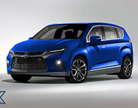 Chevrolet Spin 2024