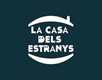 LA CASA DELS ESTRANYS - Boardgames and more