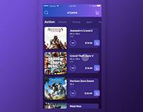 u'Game App