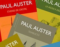Tapas de libros / Book Cover Series