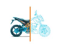 KTM - Skelton Duke