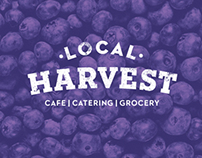 Local Harvest Rebrand