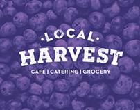 Local Harvest Rebrand