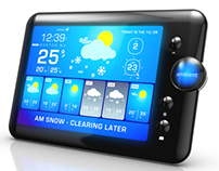 AMBIENT Devices Weather Station