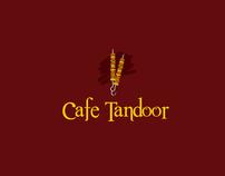Cafe Tandoor Branding