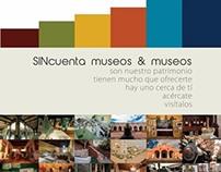 SINCuenta Museos Magazine Advertising