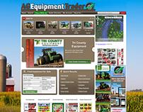 AG Equipment Trader Web & Print Publication Development