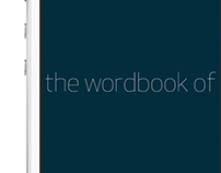 the wordbook of – an iOS app