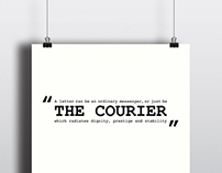 Typography: Courier series