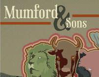 Mumford & Sons Spread