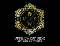 Upper West Side Estates Branding