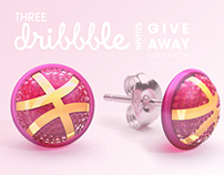 3x Dribbble Invitations Give Away