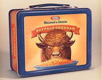 Kraft 'New-Stalgic' Campaign
