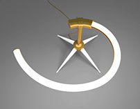 Golden Ratio, table lamp