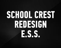 School Crest Re-Design | E.S.S.